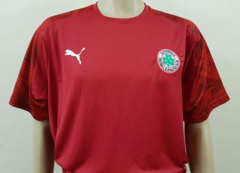 Red Training Jersey